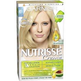 Garnier Nutrisse Creme Coloration Extra helles Blond 101