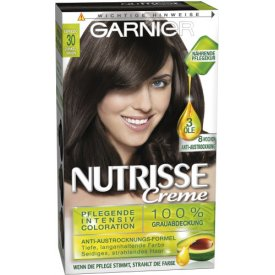 Garnier Dauerhafte Haarfabe Intensiv Coloration Nutrisse 30 Espresso