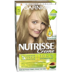 Garnier Nutrisse Coloration Goldblond 73