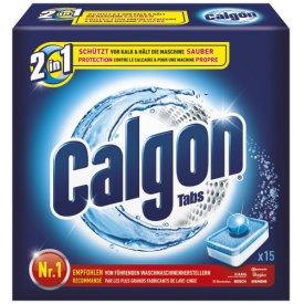 Calgon 2 in 1 Tabs 15er
