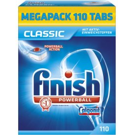 Finish Tabs Powerball Classic