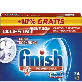 Finish Tabs Alles in 1 Turbo