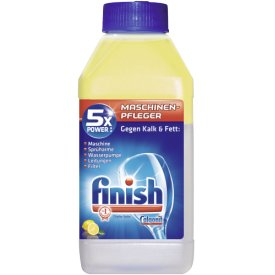 Finish Maschinenpfleger Dual Action Lemon