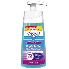 Clearasil Waschgel Ultra 5 in 1