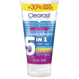 Clearasil Peeling 5 in 1 Akut Peeling