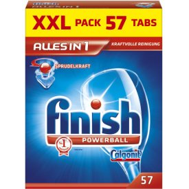 Finish Tabs Alles in 1 Powerball