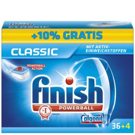Finish Tabs Powerball Action Classic