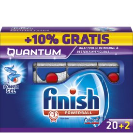 Finish Tabs Quantum Powerball