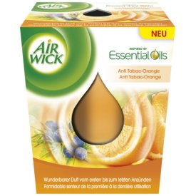 Airwick Duftkerze Anti Tabac Orange