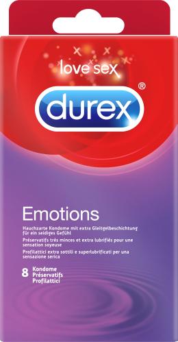 Durex  Emotions Kondome