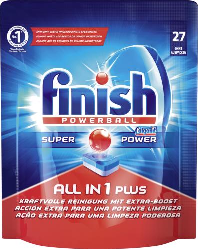 Finish Spülmaschinentabs All in 1 Plus