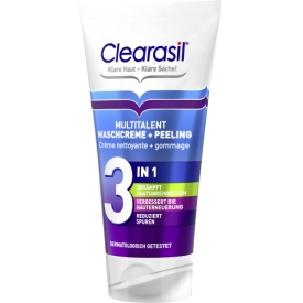Clearasil Waschcreme & Peeling 3in1