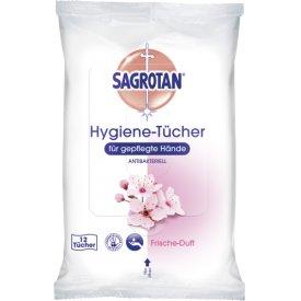 Sagrotan Anti-Bakteriell Hygiene-Reinigungs-Tücher