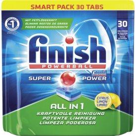 Finish Powerball Tabs All in 1 Lemon