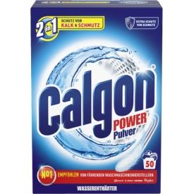 Calgon 2in1Pulver Wasserenthärter gegen Kalk & Schmutz