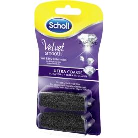 Scholl Velvet Smooth Pedi Nachfüller Wet & Dry Ultra Stark