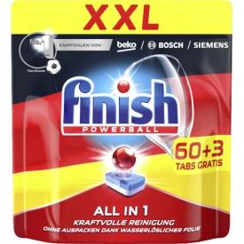 Finish All-In-1 XXL