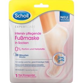 Scholl Pflegende Fußmaske 0%, 1 Paar