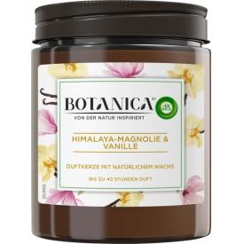 Botanica by AirWick Duftkerze Himalaya-Magnolie & Vanille