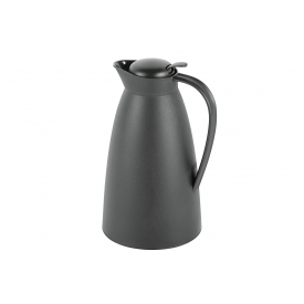 Alfi Isolierkanne Eco Kunststoff 1 l schwarz