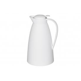 Alfi Isolierkanne Eco Kunststoff 1 l weiß
