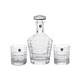 Leonardo Whiskyset Spiritii 3teilig