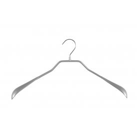 Mawa Trocken-Bügel Body-Form ohne Steg Metall 42cm silber