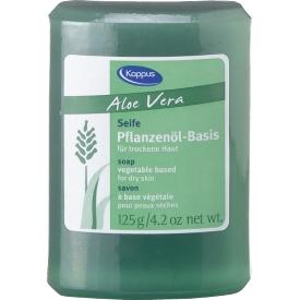 Kappus Pflanzenölseife Aloe Vera