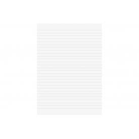 Brunnen Briefblock A4 liniert 50 Blatt