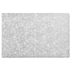 Zeller Present Tischset Weave 30x45cm silber