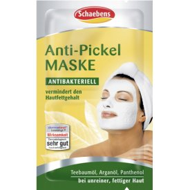 Schaebens Maske Anti-Pickel 2x5ml