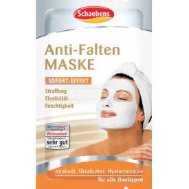 Schaebens Maske Anti-Falten 2x5ml