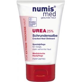 Numis Med Fußbalsam & Salbe Schrundensalbe Urea 25%