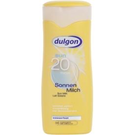 Dulgon  Sonnemilch LSF 20