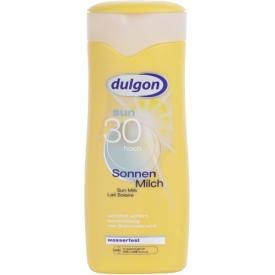 Dulgon  Sonnenmilch LSF 30 - wasserfest
