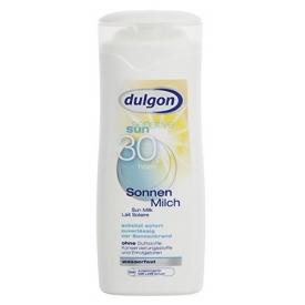 Dulgon  Sonnenmilch sensitive LSF 30, wasserfest