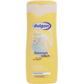 Dulgon Sonnenmilch LSF 50 - wasserfest