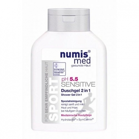 Numis Med ph 5 5 SENSITIVE Sport Duschgel 2 in 1