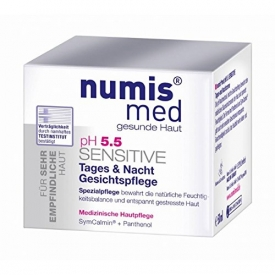 Numis Med Tagespflege Sensitive Gesichtscreme Tag & Nacht ph 5,5