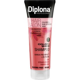 Diplona Shampoo Professional Hair Salon Color & Shine