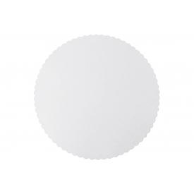 DEMMLER Tortenunterlagen Ø28cm weiß 6Stück