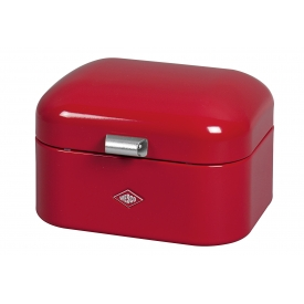 Wesco Brotkasten Breadbox Single Grandy 28x21,5x17cm rot