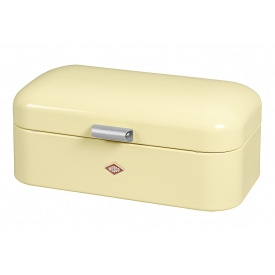 Wesco Brotkasten Breadbox Grandy 42x23x17cm mandel