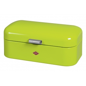 Wesco Brotkasten Breadbox Grandy 17x42x23cm limegreen