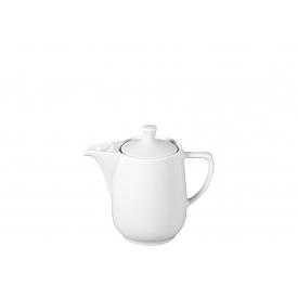 Friesland Kaffeekanne Porzellan 0,35 l weiß