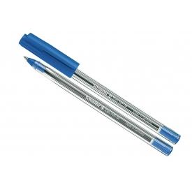 Schneider Kugelschreiber Tops 505 M Einweg blau