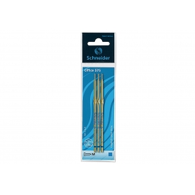 Schneider Kugelschreiberminen 575 M blau 3 Stück