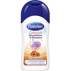 Bübchen Waschlotion & Shampoo Calendula