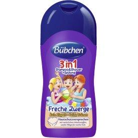 Bübchen Shampoo 3in1 Shower & Spülung Freche Zwerge