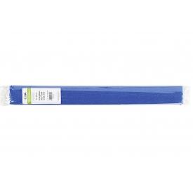 Heyda Krepp-Papier 50x250cm königsblau